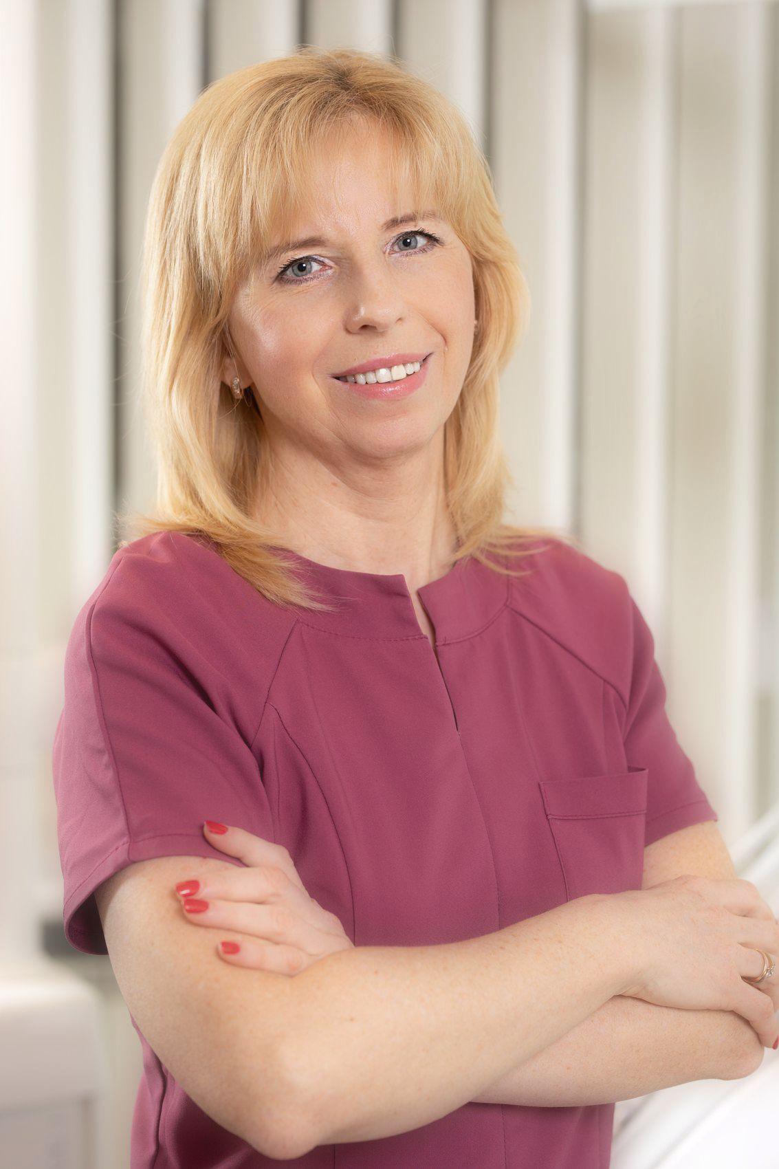 Arijana Vitkienė Gydytoja odontologė