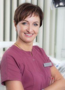 Diana Rakauskienė Gydytoja odontologė