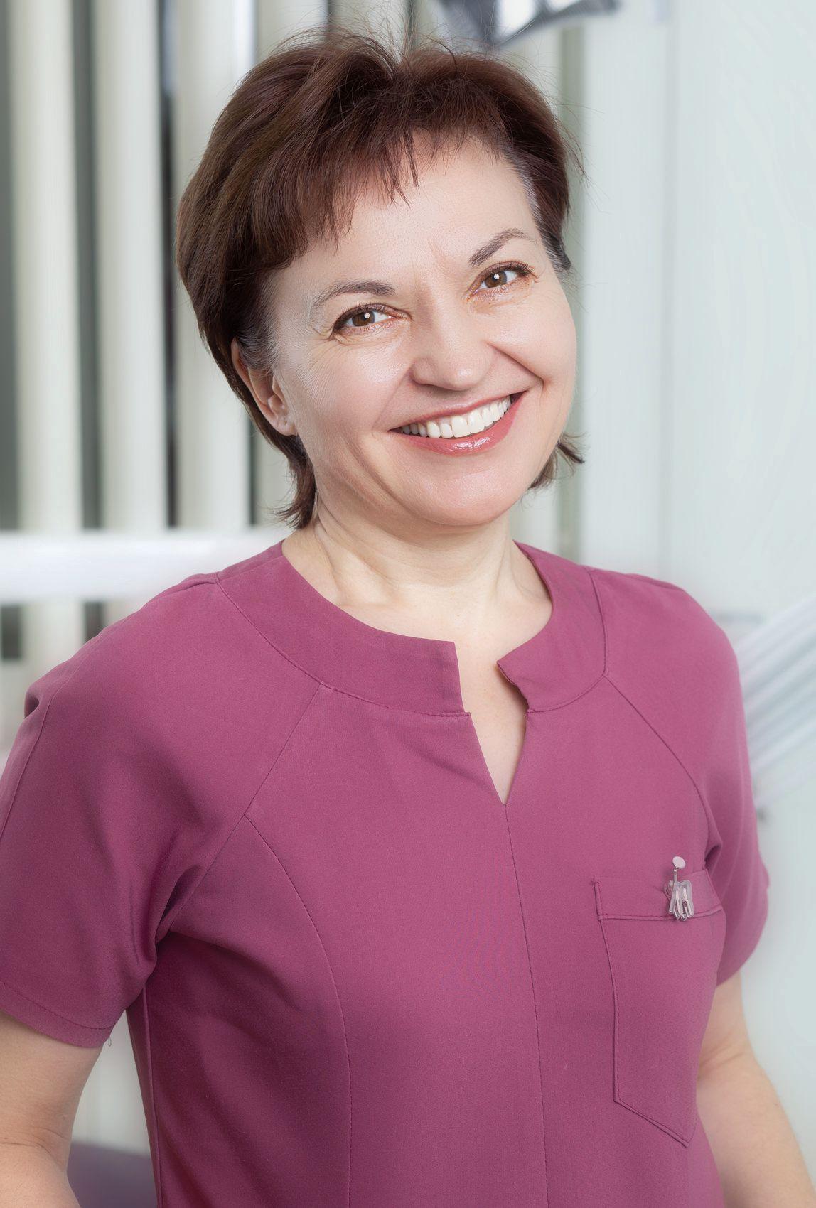 Ligita Girdžiūtė Gydytojo odontologo padėjėja