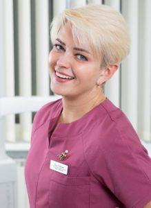 Rasa Poškienė Gydytoja odontologė ortopedė
